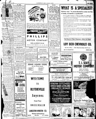 The Courier News from Blytheville, Arkansas on April 19, 1947 · Page 7