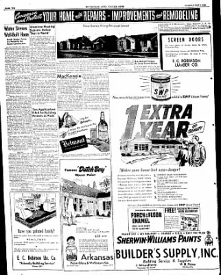 The Courier News from Blytheville, Arkansas on May 3, 1949 · Page 10