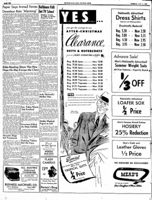 The Courier News from Blytheville, Arkansas on January 6, 1953 · Page 10