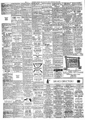 Northwest Arkansas Times From Fayetteville On May 8 1968 Page 20