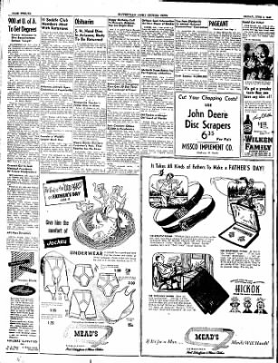 The Courier News from Blytheville, Arkansas on June 3, 1949 · Page 14