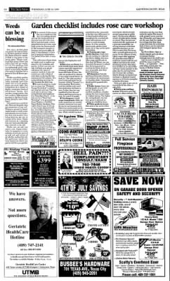 The Galveston Daily News from Galveston, Texas on June 30, 1999 · Page 26