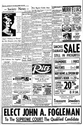 The Courier News from Blytheville, Arkansas on July 21, 1966 · Page 4