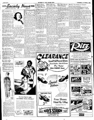 The Courier News from Blytheville, Arkansas on October 17, 1951 · Page 2