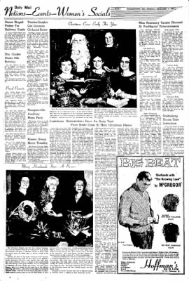The Daily Mail from Hagerstown, Maryland on December 4, 1961 · Page 8