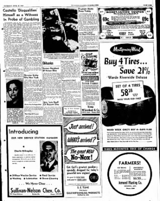 The Courier News from Blytheville, Arkansas on April 27, 1950 · Page 9