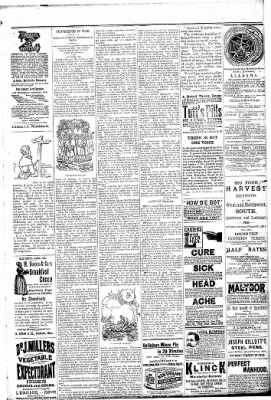 Logansport Pharos-Tribune from Logansport, Indiana on January 29, 1891 · Page 7