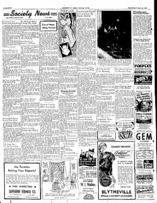 The Courier News from Blytheville, Arkansas on May 24, 1950 · Page 4