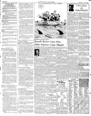 The Courier News from Blytheville, Arkansas on May 6, 1952 · Page 6