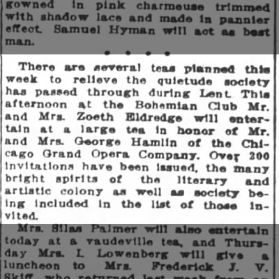 Z. Eldredge SF Chronicle 24 Mar 1913
