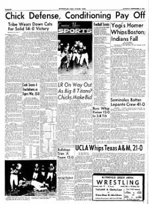 The Courier News from Blytheville, Arkansas on September 17, 1955 · Page 6