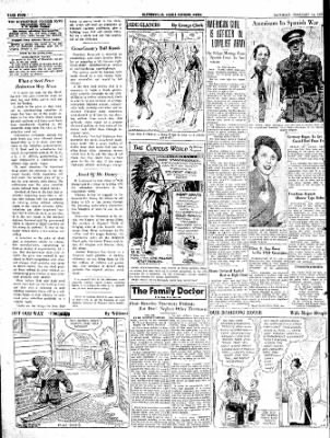 The Courier News from Blytheville, Arkansas on February 12, 1938 · Page 4