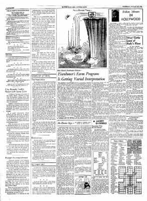 The Courier News from Blytheville, Arkansas on January 26, 1956 · Page 8
