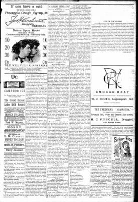 Logansport Pharos-Tribune from Logansport, Indiana on February 25, 1891 · Page 5