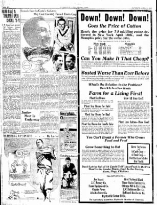 The Courier News from Blytheville, Arkansas on April 11, 1931 · Page 6