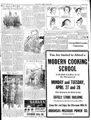 The Courier News from Blytheville, Arkansas on April 25, 1931 · Page 3