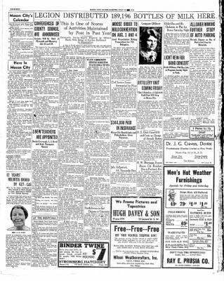 The Mason City Globe-Gazette from Mason City, Iowa on July 18, 1935 · Page 17