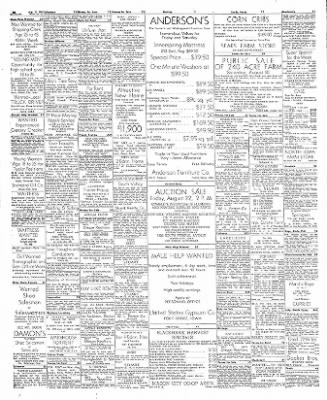 The Mason City Globe-Gazette from Mason City, Iowa on August 21, 1952 · Page 26
