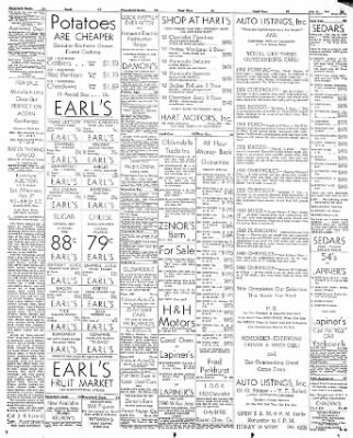 The Mason City Globe-Gazette from Mason City, Iowa on February 25, 1954 · Page 31