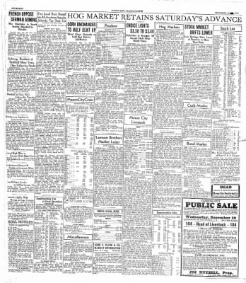 The Mason City Globe-Gazette from Mason City, Iowa on December 18, 1933 · Page 14
