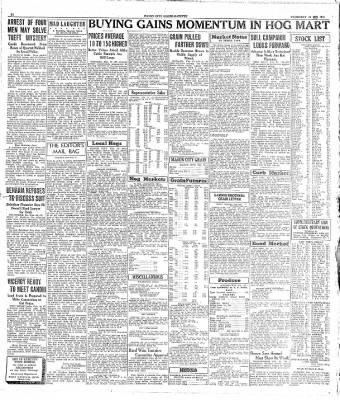 The Mason City Globe-Gazette from Mason City, Iowa on February 16, 1931 · Page 14