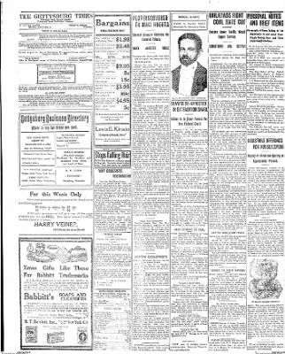 The Gettysburg Times from Gettysburg, Pennsylvania on November 19, 1913 · Page 4