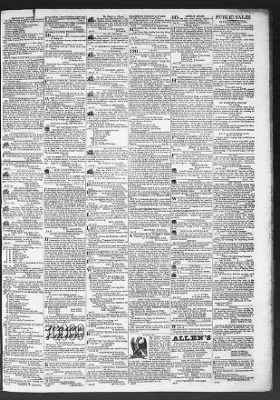 The Evening Post from New York, New York on January 15, 1818 · Page 3