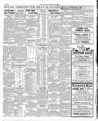 The Mason City Globe-Gazette from Mason City, Iowa on March 17, 1936 · Page 16