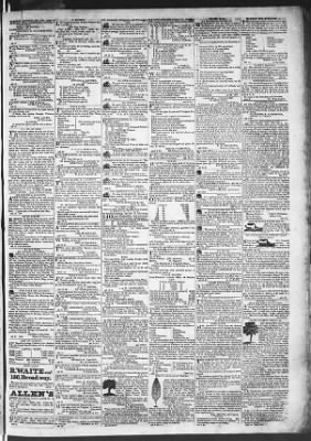 The Evening Post from New York, New York on March 13, 1818 · Page 3