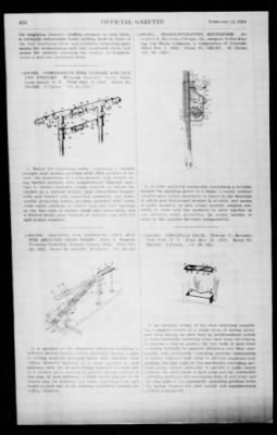 Official Gazette of the United States Patent Office from Washington, District of Columbia on February 12, 1924 · Page 209