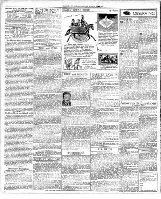 The Mason City Globe-Gazette from Mason City, Iowa on March 4, 1937 · Page 4