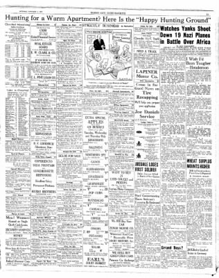 The Mason City Globe-Gazette from Mason City, Iowa on January 4, 1943 · Page 13