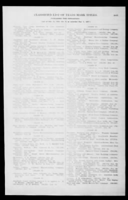 Official Gazette of the United States Patent Office from Washington, District of Columbia on February 19, 1924 · Page 251