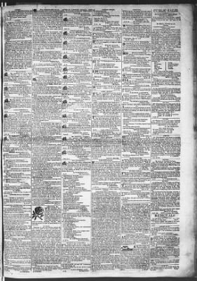 The Evening Post from New York, New York on June 19, 1818 · Page 3