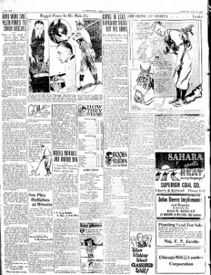 The Courier News from Blytheville, Arkansas on May 2, 1931 · Page 8
