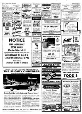Logansport Pharos-Tribune from Logansport, Indiana on July 8, 1957 · Page 18