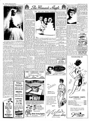 Logansport Pharos-Tribune from Logansport, Indiana on June 17, 1957 · Page 6