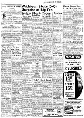 Logansport Pharos-Tribune from Logansport, Indiana on December 24, 1957 · Page 51