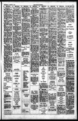 The Ottawa Journal from Ottawa,  on August 12, 1964 · Page 47