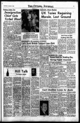 The Ottawa Journal from Ottawa,  on August 15, 1964 · Page 17