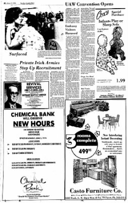 Sunday Gazette-Mail from Charleston, West Virginia on June 2, 1974 · Page 16