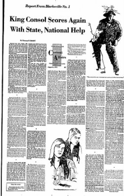 Sunday Gazette-Mail from Charleston, West Virginia on August 6, 1972 · Page 31
