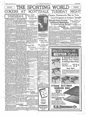 The Daily Courier from Connellsville, Pennsylvania on January 23, 1939 · Page 7