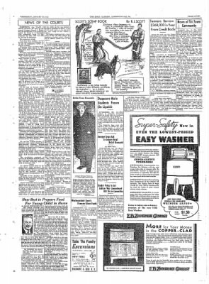 The Daily Courier from Connellsville, Pennsylvania on January 12, 1938 · Page 7