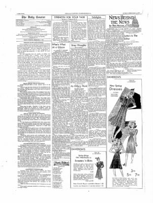 The Daily Courier from Connellsville, Pennsylvania on February 3, 1939 · Page 4