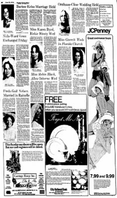 Sunday Gazette-Mail from Charleston, West Virginia on June 23, 1974 · Page 34