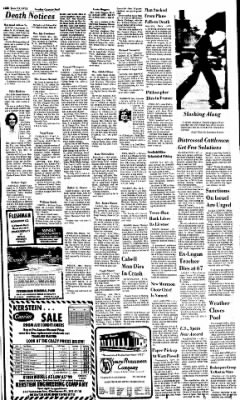 Sunday Gazette-Mail from Charleston, West Virginia on June 23, 1974 · Page 52
