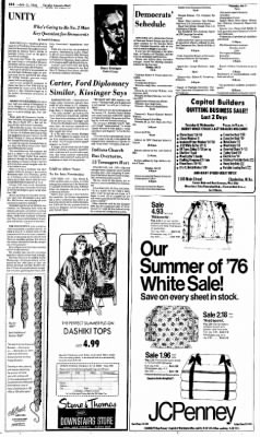 Sunday Gazette-Mail from Charleston, West Virginia on July 11, 1976 · Page 13