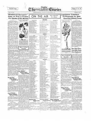 The Daily Courier from Connellsville, Pennsylvania on March 11, 1939 · Page 9