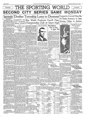 The Daily Courier from Connellsville, Pennsylvania on February 26, 1938 · Page 8